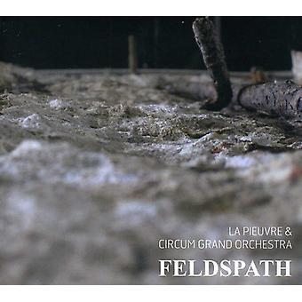Großes Orchester La Pieuvre & Circum - Feldspat [CD] USA import