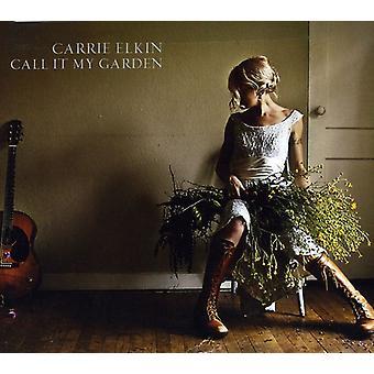 Carrie Elkin - kalde det min have [CD] USA import