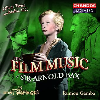 A. Bax - The Film Musik von Sir Arnold Bax [CD] USA import