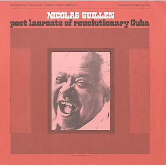 Nicolos Guillen - Nicolsss Guillen: importazione di poeta laureato del rivoluzionario C [CD] USA