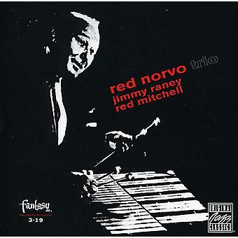 Red Norvo Trio - With Jimmy Raney & Red Mitchel [CD] USA import