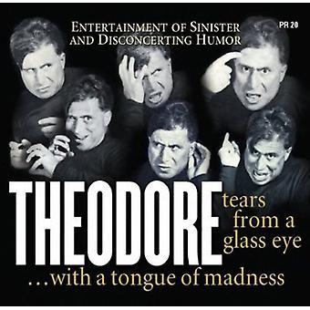 Theodore - tårer fra et glas øje (Live i 1955) [CD] USA importerer