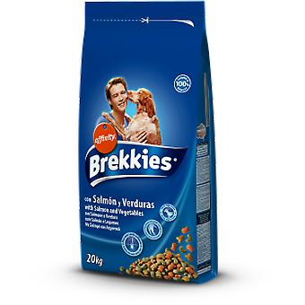 Brekkies Excel Mix Fish (Dogs , Dog Food , Dry Food)