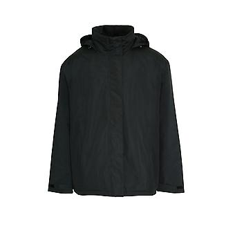 Mens kampioen Fairfield land Estate kleding Plain Hooded waterdichte jas