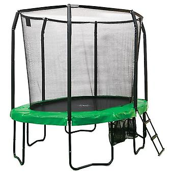 Exit Jump Arena All-In 1 Oval 10 x 14ft Trampoline