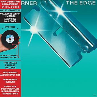Ike Turner & Tina - hjem vokset Funk: The Edge [CD] USA import