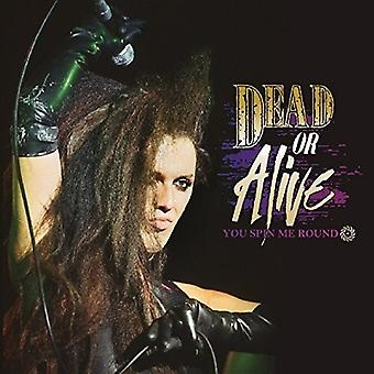 Dead or Alive - You Spin Me Round [CD] USA import