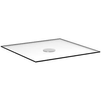 Vondom Eugeni HPL Glass Ice 65021G (Garden , Furniture and accessories , Tables)