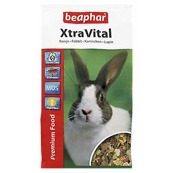 Beaphar XtraVital Rabbit Feed (Small animals , Dry Food and Mixtures)