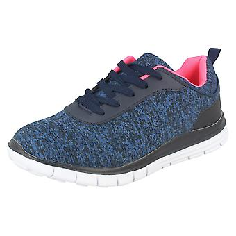 Ladies Airtech Casual Trainers Profile