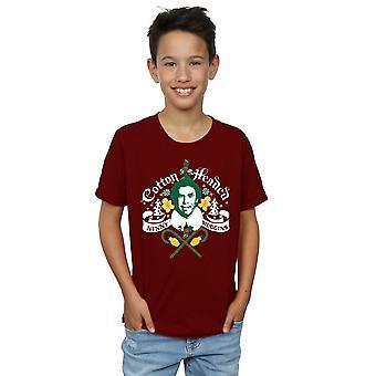 Elf Boys Cotton Headed Ninny Muggins T-Shirt