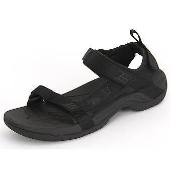 Teva Tanza Black Textil 9033902   men shoes