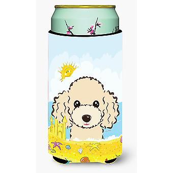 Bebida de Poodle verão praia grandalhão lustre isolador Hugger