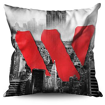 City Views Linen Cushion City Views | Wellcoda