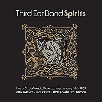 Tredje Ear Band - spiritus [CD] USA importerer