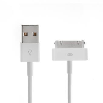 Officiële Apple 30-pins naar USB kabel voor Iphone 3G/3Gs, Iphone 4/4S