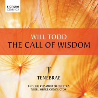 Call of Wisdom by English Chamber Orch