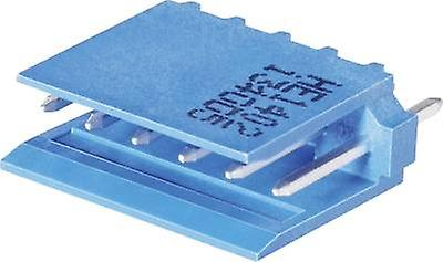 Pin strip (standard) AMPMODU HE14 Total number of pins 8 TE Connectivity 281695-8 Contact spacing: 2.54 mm 1 pc(s)