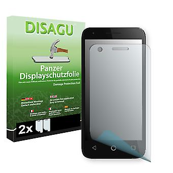 Alcatel OneTouch pixi 3 4.5 inch display - Disagu tank protector film protector