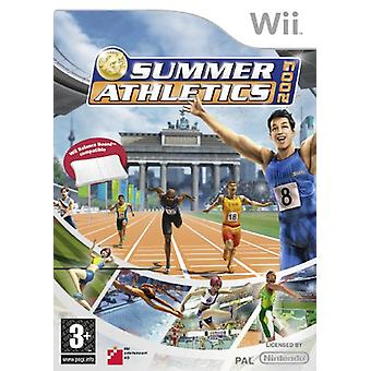 Summer Athletics 2009 (Wii)