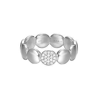 Esprit Damen Ring Silber JW50228 Zirkonia ESRG92859A1