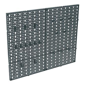 Sealey S0765 samengestelde Pegboard 2Pc