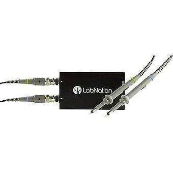 لابنيشن سمارتسكوبي USB الذبذبات 30 ميغاهرتز 100 10-قناة بدل/s 4 ن 8 بت التخزين الرقمي (DSO)، مولد دالة، محلل منطقي