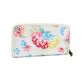 Gainsborough Giftware Floral Hydrangea Wallet