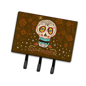 Carolines Treasures  VHA3031TH68 Day of the Dead Leash or Key Holder