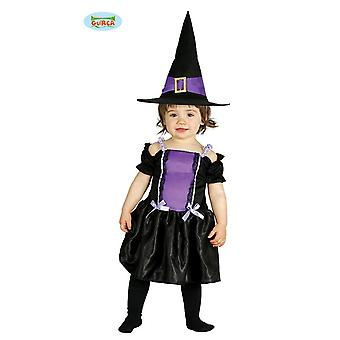 Baby witch costume costume witch children witch Halloween baby costume