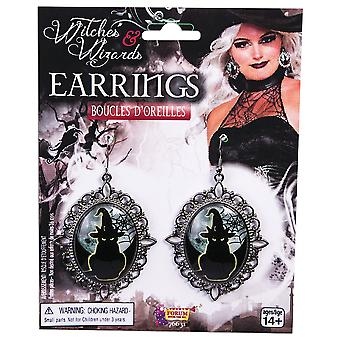 Bnov Witches Cameo Earrings