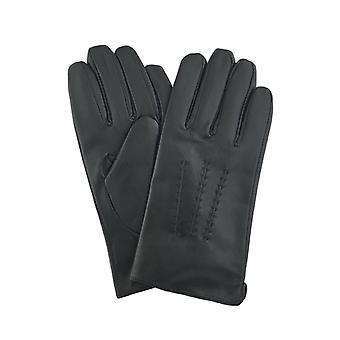 氏いくつかのサイズの革の手袋