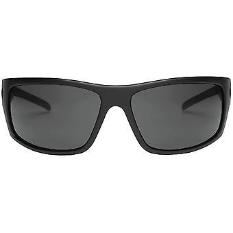 Elektrische California Tech One XL Sonnenbrillen - Matte Black/Ohm grau