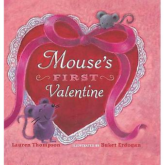 San Valentín primeros ratones por Thompson Lauren - libro 9780689847240