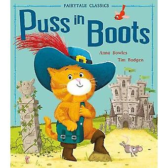 Gatto con gli stivali di Puss in Boots - 9781788810043 libro