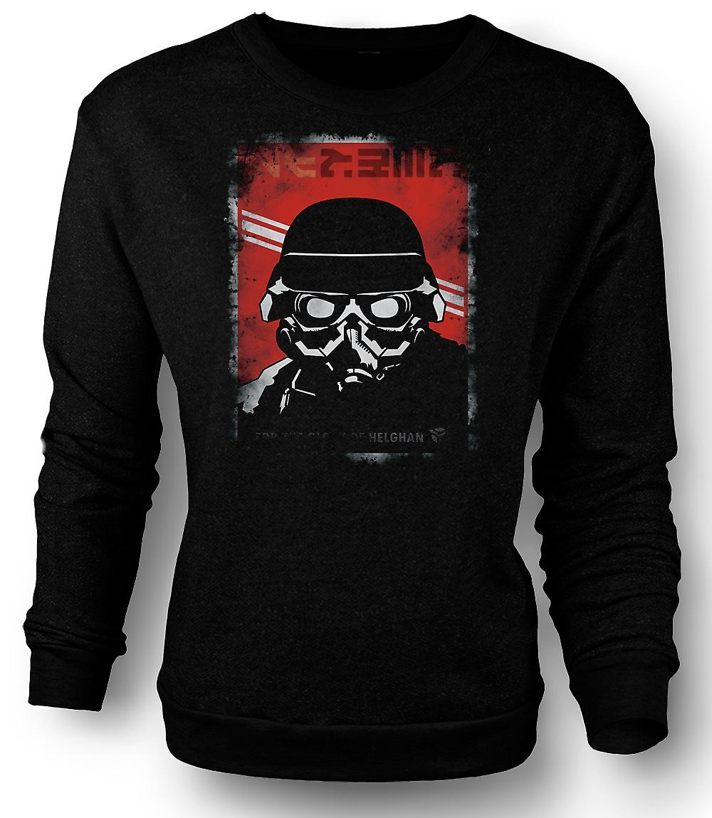 Mens Sweatshirt Kill Zone Helgan Gamer