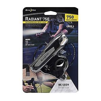 Nite Ize Radiant 750 Pro Rechargeable Bike Light