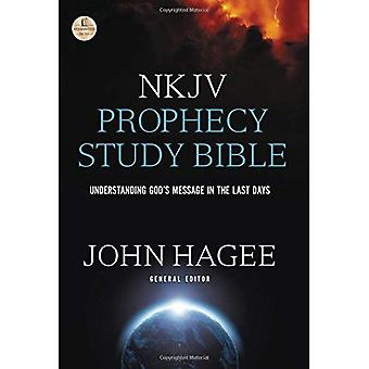 Prophecy Study Bible-NKJV: Understanding God's Message in the Last Days