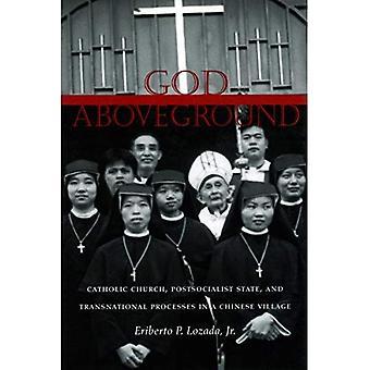 Gud Aboveground: katolska kyrkan, postsocialisten tillstånd och transnationella processer i en kinesisk by