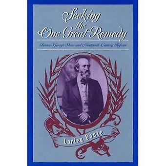 Buscando o um ótimo remédio: Francis George Shaw e a reforma do século XIX
