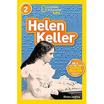 national geographic readers: helen keller (National Geographic Readers: Level 2)