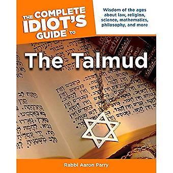 Complete Idiot's Guide to Understanding the Talmud (Complete Idiot's Guides (Lifestyle Paperback))