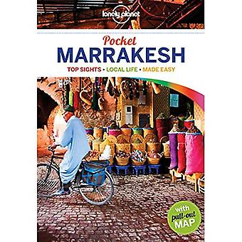 Lonely Planet Pocket Marrakech - reseguiden