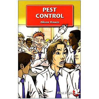 Pest styra (första flygning)