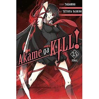 Akame Ga Kill!, Bd. 15