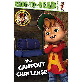 The Campout Challenge (Alvinnn!!! and the Chipmunks)