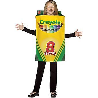 Crayola Pencil Box Child Costume