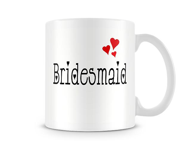 Bridesmaid Mug