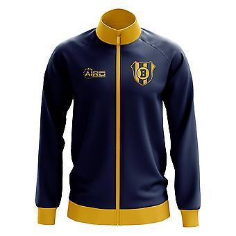 Boca Juniors Concept voetbal Track Jacket (Navy)