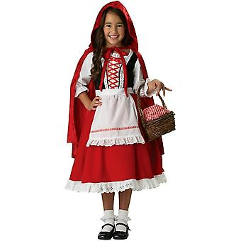 Miss Red Riding Hood Child Costume - 16406